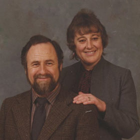 David and Patricia Evershed