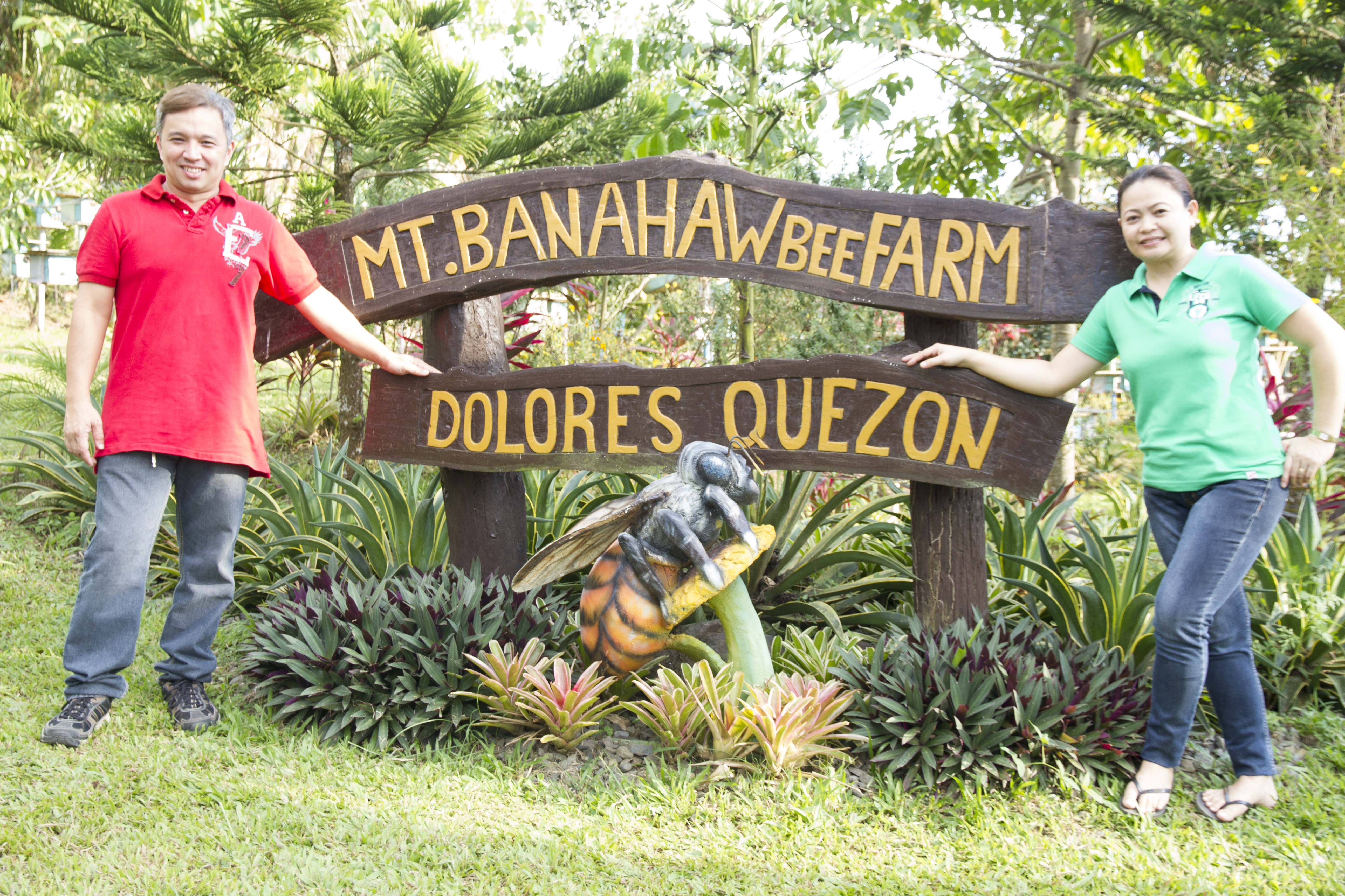 Mt Banahaw Dolores